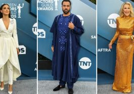 SAG Awards 2020: Fashion hits and misses from the silver carpet